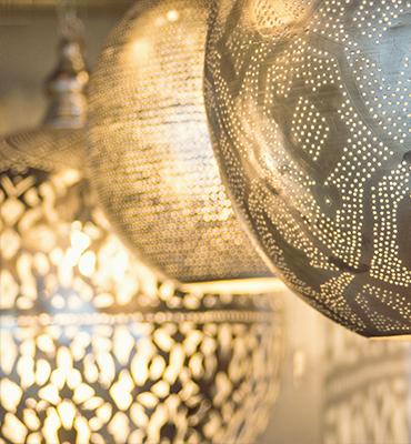 Hänge- (Decken-)Lampen Ghalia