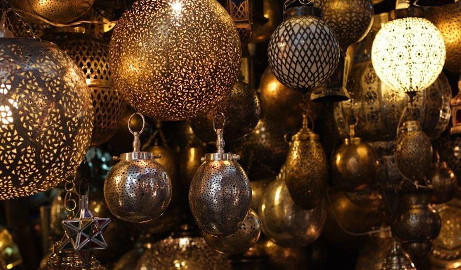 Orientalische-Lampen