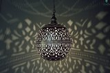 Amira lamp oosterse hanglamp Ghalia donker