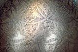 Oosterse hanglamp Alhambra XXXL Details