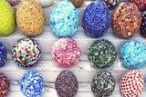 Mosaiklampe Egg_