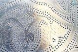 Plafonniere Azima detail