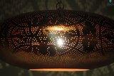 Oosterse lamp Sheherazade detail