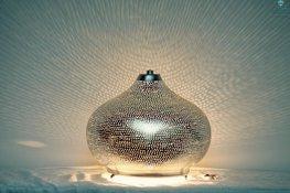 Orientalische Stehlampe Eufrait L