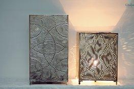 Orientalische Stehlampe Qube M