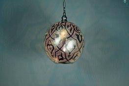 Orientalische Hängelampe Alhambra M