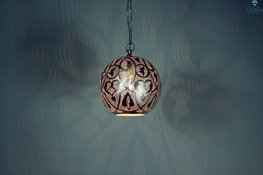 Orientalische Hängelampe Alhambra S