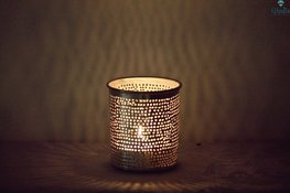 Kerzenhalter Alya