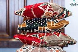 Orientalische Kelim Kissen
