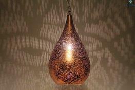 Orientalische Hängelampe Shula L