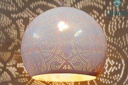 Orientalische Hängelampe Hafza L
