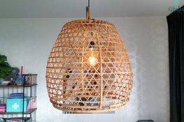 Orientalische Hanen Korb Lampe Diq L