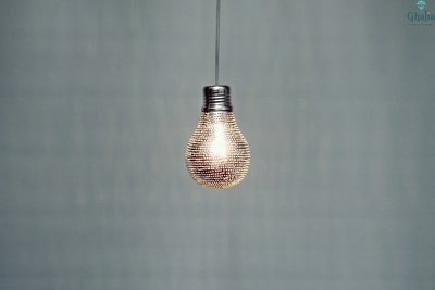 Ghalia Hanglamp Pear nieuw