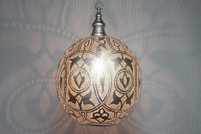 Oosterse hanglamp Misr Ghalia mooi