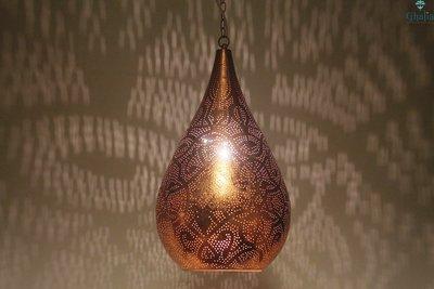 Oosterse lamp Shula Koper