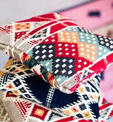 Teppiche und Heimtextilien von Ghalia