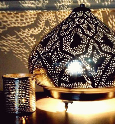 Orientalische Marokkanische Lampen Orient Shop Ghalia