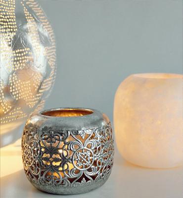 Kerzenhalter und Laternen Von Ghalia